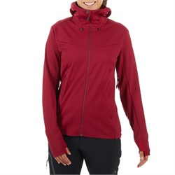 Mammut Ultimate V SO Hooded Jacket - Women's