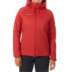 Mammut Rime Insulated Flex Hooded Jacket - Women's