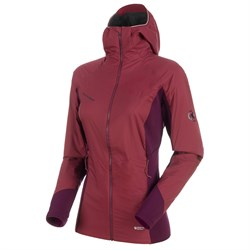 Mammut Aenergy Insulated Hooded Jacket - Women's