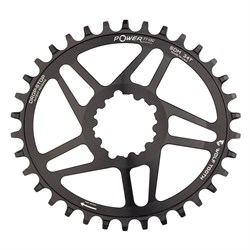 Wolf Tooth Components Powertrac Elliptical Drop Stop Chainring for SRAM Direct Mount