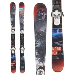 Nordica The Ace Jr Skis ​+ Marker 7.0 Bindings - Little Kids'  - Used