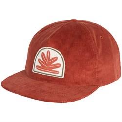Mollusk Sweet Leaf Corduroy Hat