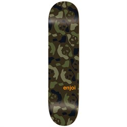 Enjoi Repeater Green​/Camo 8.375 Skateboard Deck