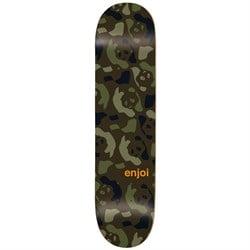 Enjoi Repeater Green/Camo 8.375 Skateboard Deck