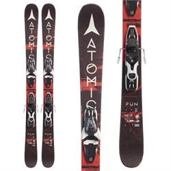 Atomic Punx Jr III Skis + Look T4 Bindings - Boys'  - Used