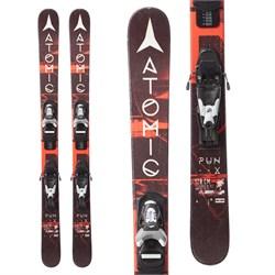 Atomic Punx Jr II Skis + Look T4 Bindings - Little Kids'  - Used