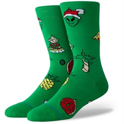Stance Xmas Ornaments Crew Socks