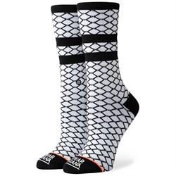 Stance Fish Nets Socks - Women's