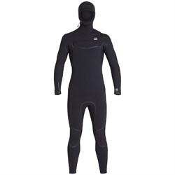 Billabong 5/4 Absolute Chest Zip Hooded Wetsuit - Boys'