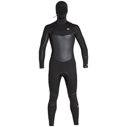 Billabong 5​/4 Absolute X Chest Zip Hooded Wetsuit