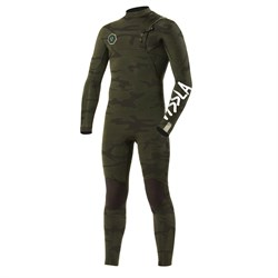 Vissla 3​/2 7 Seas Chest Zip Wetsuit - Boys'