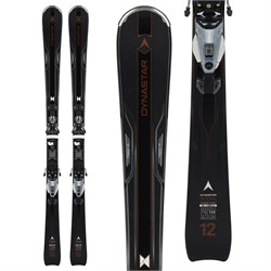 Dynastar Intense 12 Skis + NX 12 Dual Bindings - Women's