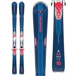 Dynastar Intense 10 Skis + Xpress 11 Bindings - Women's