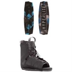 Hyperlite State 2.0 + Frequency Wakeboard Package