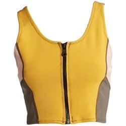 Amuse Society Nalu Crop Wetsuit Vest - Women's