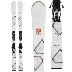 Volkl Flair 76 Skis ​+ vMotion 10 GW Bindings - Women's 2020