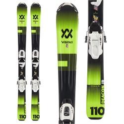 Volkl Deacon Junior Skis + 4.5 vMotion Jr Bindings - Little Boys'