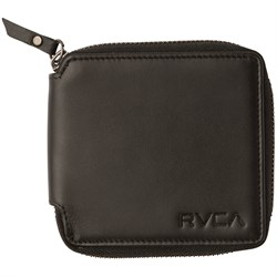 RVCA Zip Around Wallet