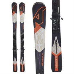 Nordica Avenger 78 CA Skis ​+ N ADV P.R. EVO Bindings  - Used
