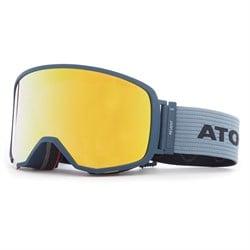 Atomic Revent L FDL Stereo OTG Goggles