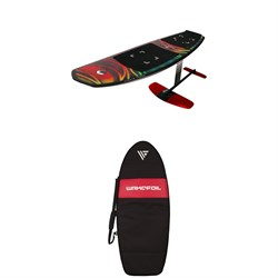 WAKEFOIL 2.0 Wakefoil Package ​+ WAKEFOIL Board Travel Bag 2019