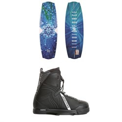 Liquid Force Trip Wakeboard ​+ LF Classic Wakeboard Bindings