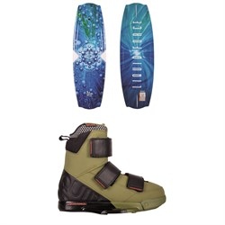 Liquid Force Trip Wakeboard ​+ LF Vantage IPX Bindings