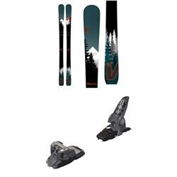 Liberty V92 Skis - 2019 + Marker Griffon Ski Bindings 2016