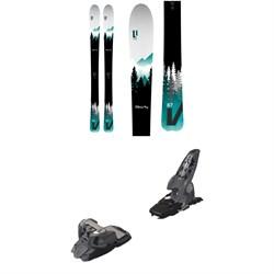 Liberty Variant 87W Skis - Women's 2019 + Marker Griffon Ski Bindings 2016