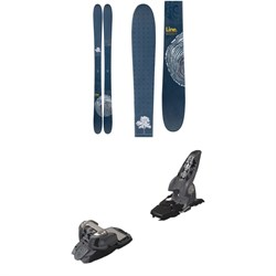 Line Skis Sir Francis Bacon Skis  ​+ Marker Griffon Ski Bindings 2016