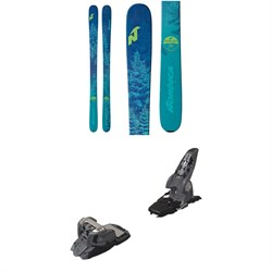Nordica Santa Ana 93 Skis - Women's  ​+ Marker Griffon Ski Bindings 2016