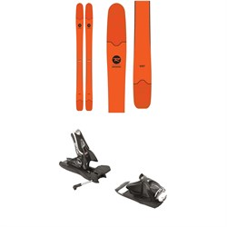 Rossignol Sin 7 Skis  ​+ Look SPX 12 Dual Bindings