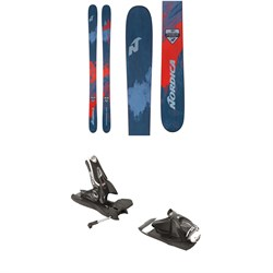 Nordica Enforcer 100 Skis ​+ Look SPX 12 Dual Bindings 2019