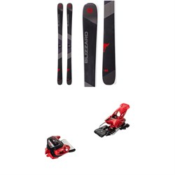 Blizzard Brahma Skis ​+ Tyrolia Attack² 13 GW Ski Bindings