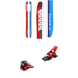 K2 Marksman Skis + Tyrolia Attack² 13 GW Ski Bindings