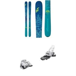 Nordica Santa Ana 93 Skis - Women's ​+ Tyrolia Attack² 11 GW Ski Bindings 2019
