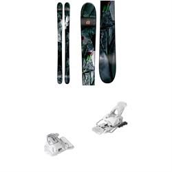 Armada ARW 96 Skis - Women's + Tyrolia Attack² 12 GW Ski Bindings 2019