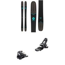 Rossignol Soul 7 HD Skis - Women's + Tyrolia Attack² 11 GW Ski Bindings