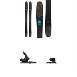 Rossignol Soul 7 HD Skis - Women's ​+ Armada Warden MNC 13 Ski Bindings