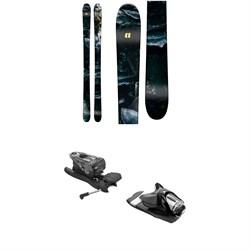 Armada ARW 86 Skis - Women's + Look NX 12 Dual Ski Bindings 2019