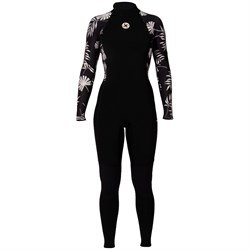 Sisstrevolution 3​/2 7 Seas Print Back Zip Wetsuit - Women's