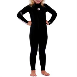 Sisstrevolution 4​/3 7 Seas Back Zip Wetsuit - Girls'