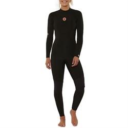 Sisstrevolution 4/3 7 Seas Back Zip Wetsuit - Women's