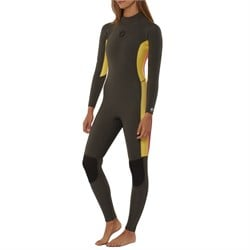 Sisstrevolution 3​/2 7 Seas Stripe Back Zip Wetsuit - Women's