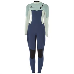 Sisstrevolution 4​/3 7 Seas Chest Zip Wetsuit - Women's