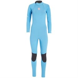 Sisstrevolution 3​/2 7 Seas Back Zip Wetsuit - Women's