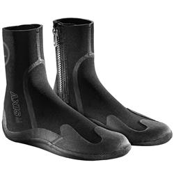 XCEL 5mm Axis Round Toe Wetsuit Boots - Toddlers'