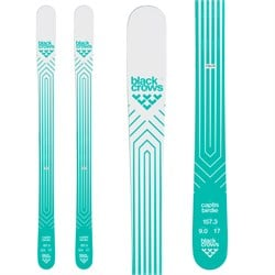 Black Crows Captis Birdie Skis - Women's 2020
