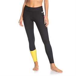 Roxy 1mm Popsurf Capri Wetsuit Leggings - Women's