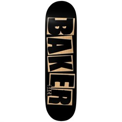 Baker Baca Brand Name Punch Out 8.0 Skateboard Deck